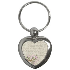 Cherry blossom Key Chains (Heart)