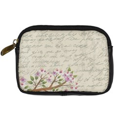 Cherry blossom Digital Camera Cases