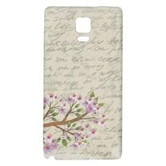 Cherry blossom Galaxy Note 4 Back Case