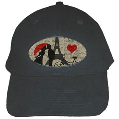 Love letter - Paris Black Cap