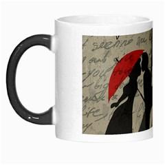 Love letter - Paris Morph Mugs