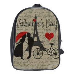 Love letter - Paris School Bags (XL)