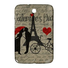 Love letter - Paris Samsung Galaxy Note 8.0 N5100 Hardshell Case