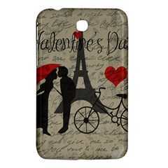 Love letter - Paris Samsung Galaxy Tab 3 (7 ) P3200 Hardshell Case