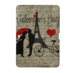 Love letter - Paris Samsung Galaxy Tab 2 (10.1 ) P5100 Hardshell Case