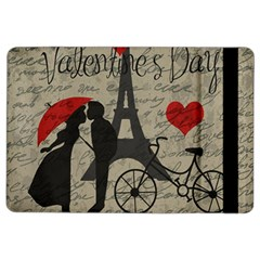 Love letter - Paris iPad Air 2 Flip