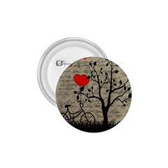 Love letter 1.75  Buttons