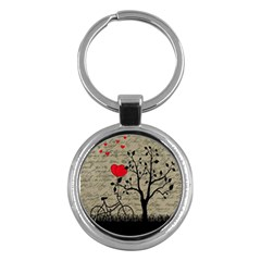 Love letter Key Chains (Round)