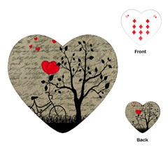 Love letter Playing Cards (Heart)