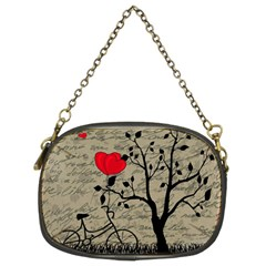 Love letter Chain Purses (Two Sides)