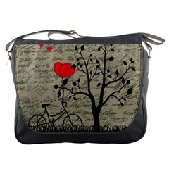 Love letter Messenger Bags