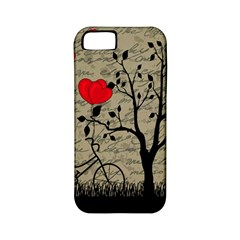 Love letter Apple iPhone 5 Classic Hardshell Case (PC+Silicone)