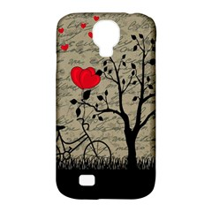 Love letter Samsung Galaxy S4 Classic Hardshell Case (PC+Silicone)