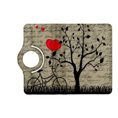 Love letter Kindle Fire HD (2013) Flip 360 Case