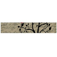 Love letter Flano Scarf (Large)