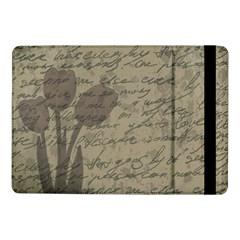 Vintage tulips Samsung Galaxy Tab Pro 10.1  Flip Case