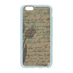 Vintage tulips Apple Seamless iPhone 6/6S Case (Color)
