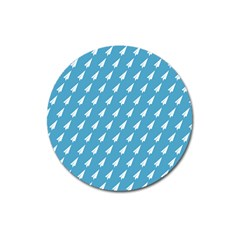 Air Pattern Magnet 3  (round)