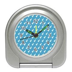 Air Pattern Travel Alarm Clocks
