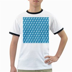 Air Pattern Ringer T-Shirts