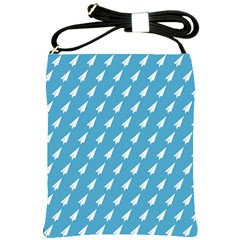 Air Pattern Shoulder Sling Bags