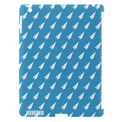 Air Pattern Apple iPad 3/4 Hardshell Case (Compatible with Smart Cover)