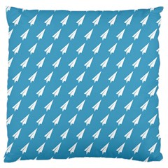 Air Pattern Large Cushion Case (Two Sides)