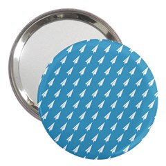 Air Pattern 3  Handbag Mirrors