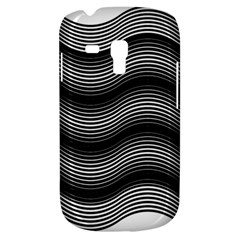 Two Layers Consisting Of Curves With Identical Inclination Patterns Galaxy S3 Mini