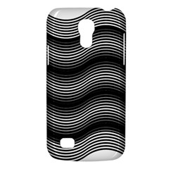 Two Layers Consisting Of Curves With Identical Inclination Patterns Galaxy S4 Mini