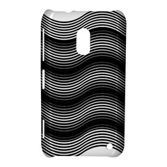 Two Layers Consisting Of Curves With Identical Inclination Patterns Nokia Lumia 620