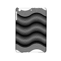 Two Layers Consisting Of Curves With Identical Inclination Patterns iPad Mini 2 Hardshell Cases