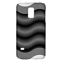 Two Layers Consisting Of Curves With Identical Inclination Patterns Galaxy S5 Mini
