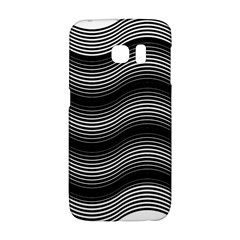 Two Layers Consisting Of Curves With Identical Inclination Patterns Galaxy S6 Edge
