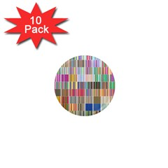 Overlays Graphicxtras Patterns 1  Mini Magnet (10 Pack)