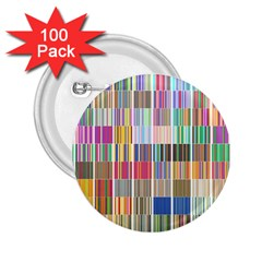 Overlays Graphicxtras Patterns 2 25  Buttons (100 Pack)