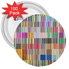 Overlays Graphicxtras Patterns 3  Buttons (100 Pack)