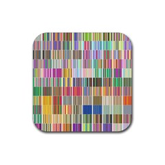 Overlays Graphicxtras Patterns Rubber Coaster (Square)