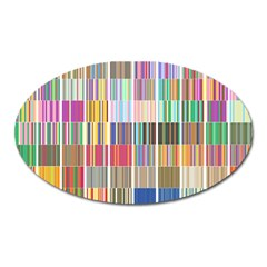Overlays Graphicxtras Patterns Oval Magnet