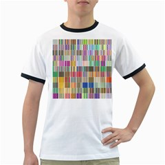 Overlays Graphicxtras Patterns Ringer T Shirts
