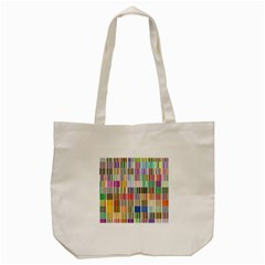 Overlays Graphicxtras Patterns Tote Bag (Cream)