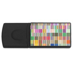 Overlays Graphicxtras Patterns USB Flash Drive Rectangular (4 GB)