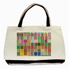 Overlays Graphicxtras Patterns Basic Tote Bag (two Sides)