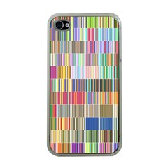 Overlays Graphicxtras Patterns Apple Iphone 4 Case (clear)