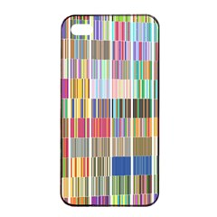 Overlays Graphicxtras Patterns Apple iPhone 4/4s Seamless Case (Black)