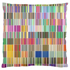 Overlays Graphicxtras Patterns Large Cushion Case (One Side)