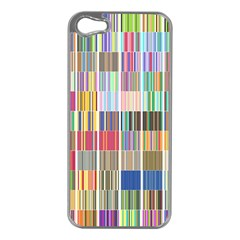Overlays Graphicxtras Patterns Apple Iphone 5 Case (silver)
