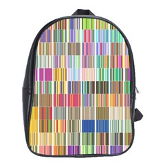 Overlays Graphicxtras Patterns School Bags (XL)