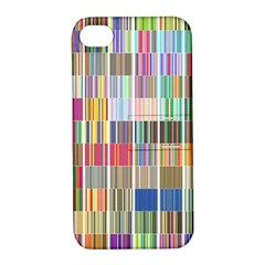 Overlays Graphicxtras Patterns Apple Iphone 4/4s Hardshell Case With Stand