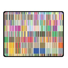 Overlays Graphicxtras Patterns Double Sided Fleece Blanket (Small)